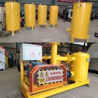 沼气池养猪场化粪池发酵设备施工安装 脱硫器配置