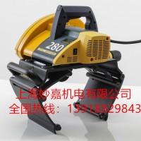 切割范围50-280mm,电子调速的中型切管机280Pro