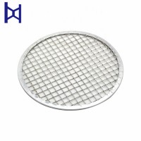 不锈钢圆形铝包边过滤片
