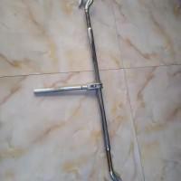 双钩紧线器 钢绞线丝绳紧线器棘轮日式双钩紧线器