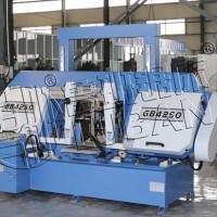 GB4250带锯床山东鲁班锯业厂家生产 锯床金属切割