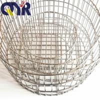 圆柱体清洗网篮加工厂家