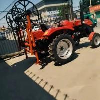 拖拉机绞磨车 四轮绞磨车 电力放线拖拉机绞磨