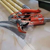 绝缘高枝剪 电力施工树枝剪  高枝剪 高枝锯