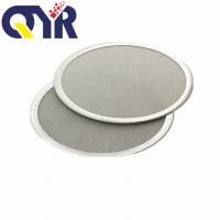 加工生产铝包边网片厂家