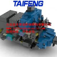 电液控制泵车系统集成阀组泵车集成阀组